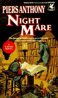 Night Mare cover