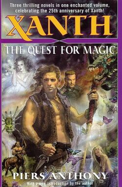 Xanth The Quest for Magic Vol 1 1