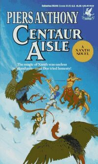 Centaur Isle cover