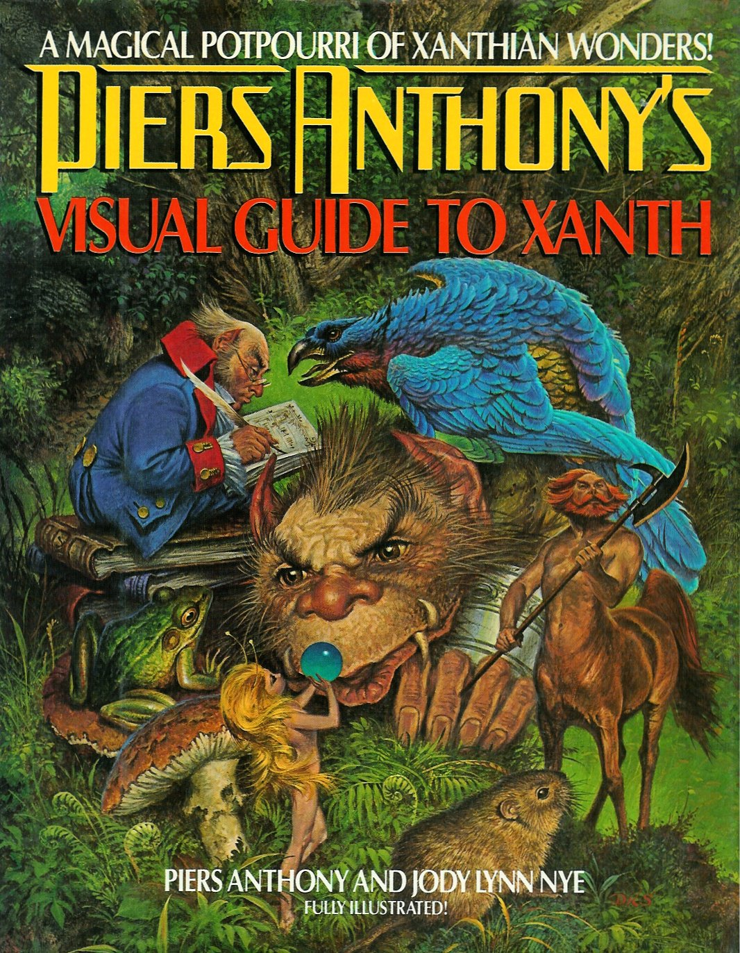 Piers Anthony's Visual Guide to Xanth