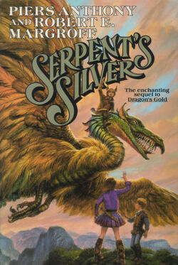 Serpent's Silver Vol 1 1