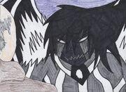 (Dark Zack's pre-awakening)