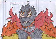 Mammon, Devil form