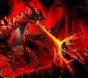 Dragon 4 by el grimlock