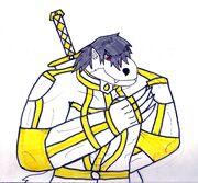 Jacob Xargus (Gold Fang)