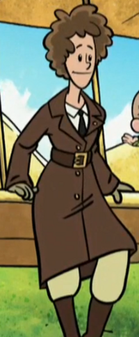 Amelia'steacher