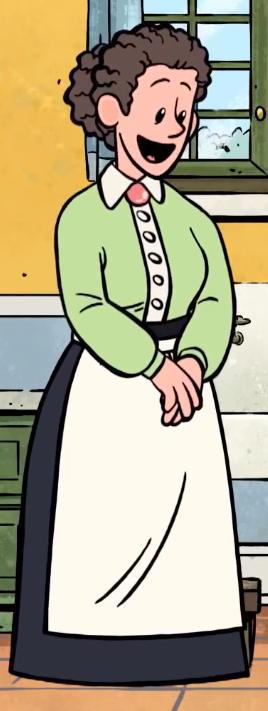 Julia's Grandmother