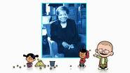 I am Maya Angelou Title Card