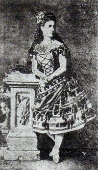 Ekaterina Vazem December 1881