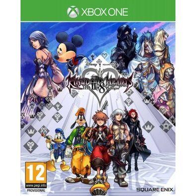Kingdom Hearts HD 2.8 The Final Chapter Prologue