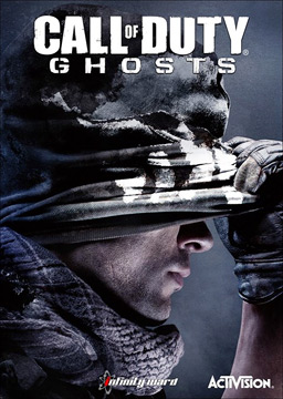 Call of duty ghosts box art