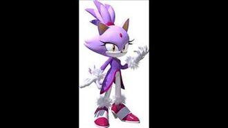 Team Sonic Racing - Blaze The Cat Voice Clips