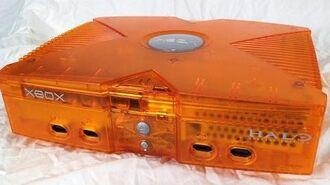 Ultra Rare HALO XBOX DISCOVERED!