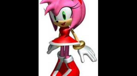 Sonic The Hedgehog 2006 Unused Amy Voice Clips