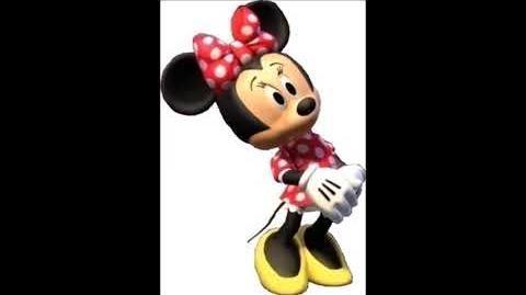 Disneyland Adventures - Minnie Mouse Voice Sound