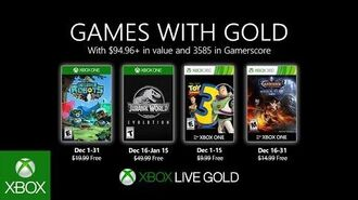 Xbox - December 2019 Games with Gold