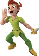 INFINITY Peter Pan render