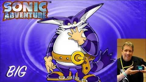 BIG Voice clips ~ Jon St. John (Sonic Adventure)