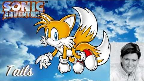 Tails Voice clips ~ Corey Bringas (Sonic Adventure)