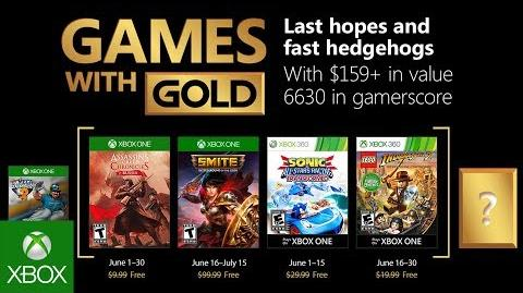 Xbox - June 2018 Games with Gold-0
