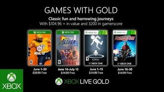 Xbox - June 2019 Games with Gold