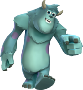 INFINITY Sully render