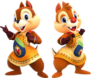 Chip and Dale KHIII