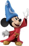 INFINITY Sorcerer's Apprentice Mickey render