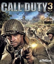 Call of Duty 3 Game Cover