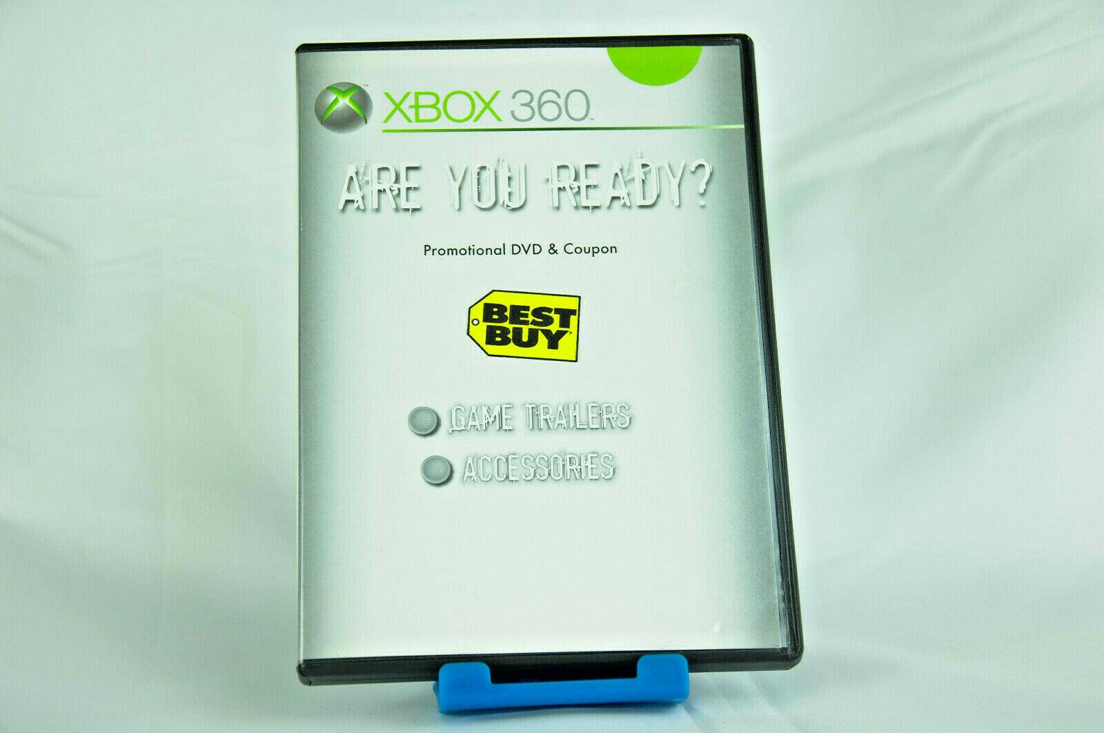 Xbox 360 Best Buy Promotional DVD | Xbox Wiki | FANDOM