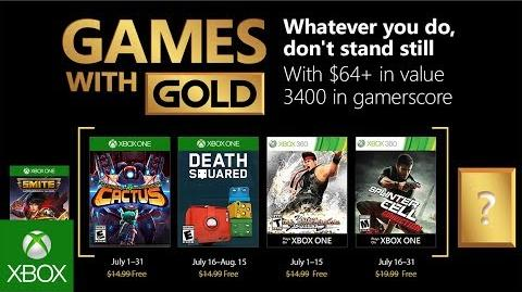 Xbox - July 2018 Games with Gold-0