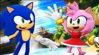 Team Sonic Racing - All Cutscenes (Full HD)
