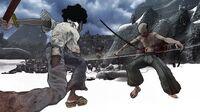 Afro Samurai (screenshot)