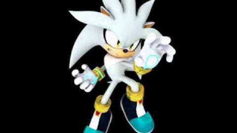 Sonic 2006 Silver's Unused Free Mode Voices