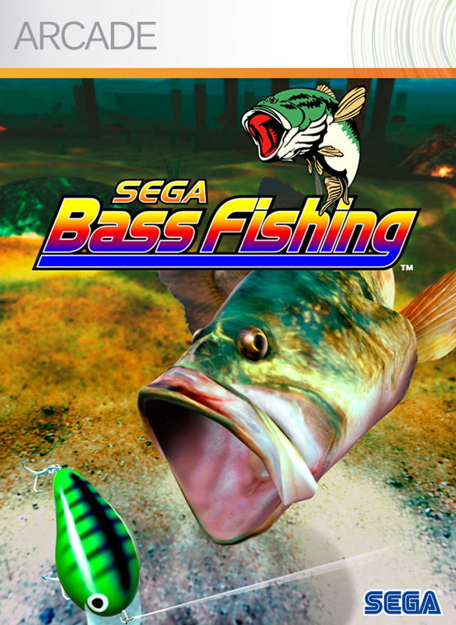 Sega Bass Fishing Xbox Wiki Fandom Powered By Wikia