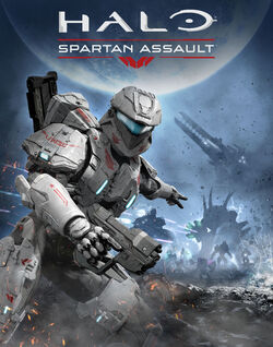 Halo Spartan Assault HD Cover