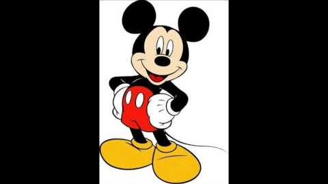 Kinect Disneyland Adventures - Mickey Mouse Voice