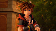 Sora - Kingdom Hearts III