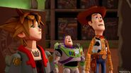 Toy Story 04 - Kingdom Hearts III
