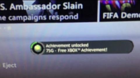Hidden XBOX 75G Achievement - NO GAME NEEDED!-0