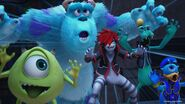 Monsters Inc 01 - Kingdom Hearts III