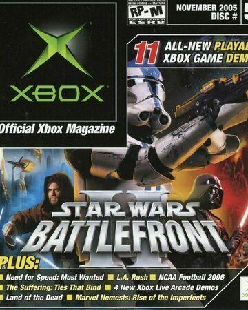 Oxm Demo Disc 50 Xbox Wiki Fandom