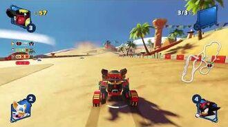 Team Sonic Racing longplay