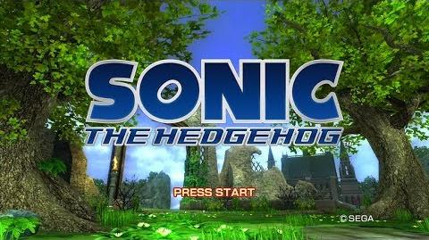 Sonic the Hedgehog (2006) playthrough ~Longplay~
