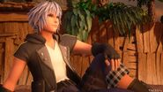 Riku - Kingdom Hearts III