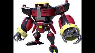 Team Sonic Racing - E-123 Omega Voice Clips