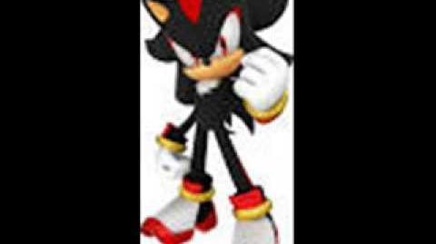 Sonic 2006 Shadow's Unused Free Mode Voices