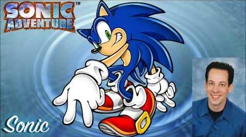 Sonic Voice clips ~ Ryan Drummond (Sonic Adventure)
