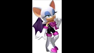 Team Sonic Racing - Rouge The Bat Voice Clips