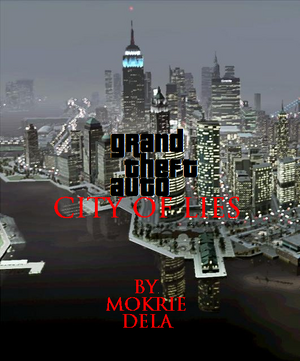 Gta City of lies cover